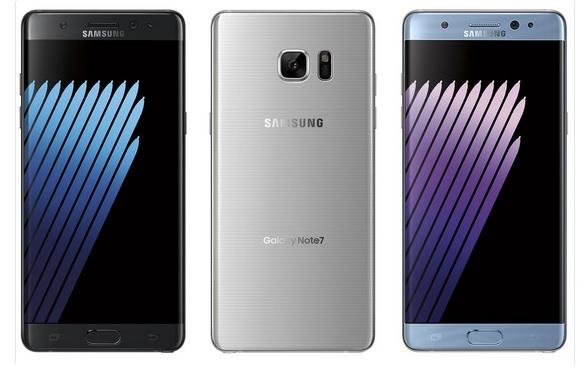 Samsung Galaxy Note 7 / fot.evleaks