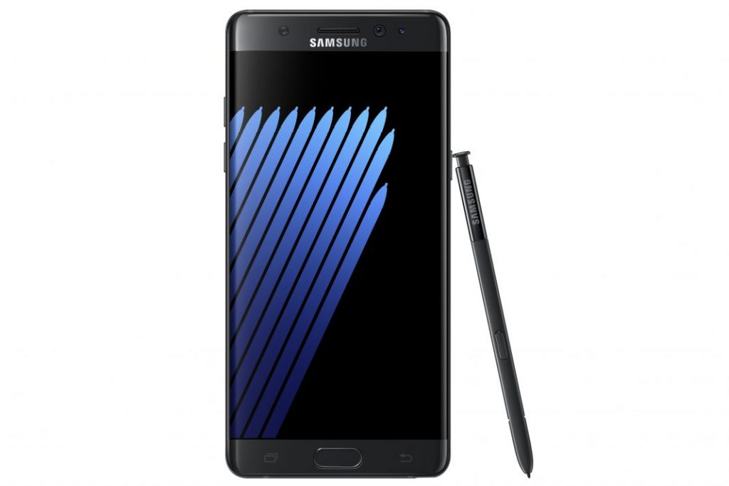 Samsung Galaxy Note 7 origin
