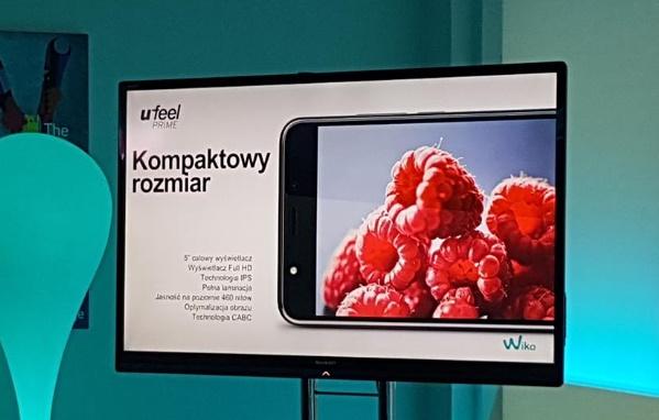 Ekran Ufeel Prime / fot.technologiczna.pl