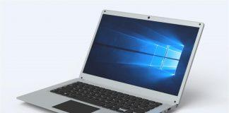 laptop od marki DGM