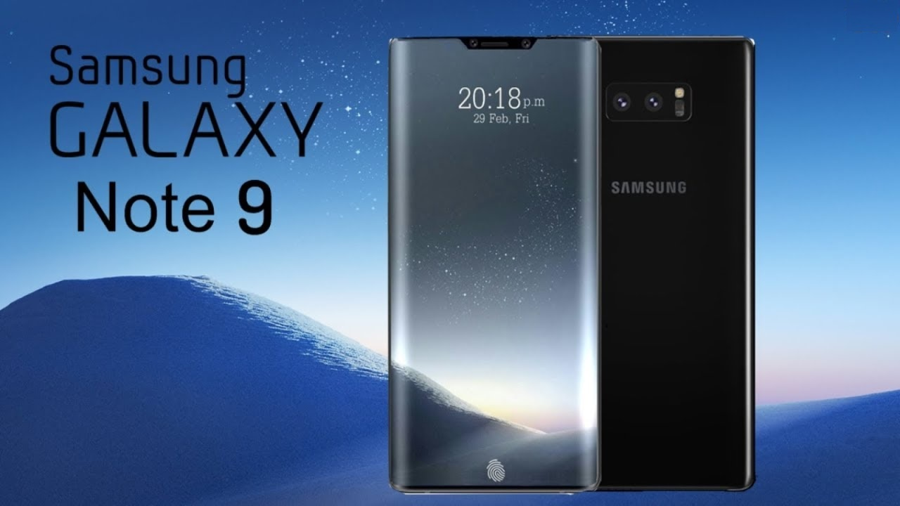 samsung note 9 - photo #21