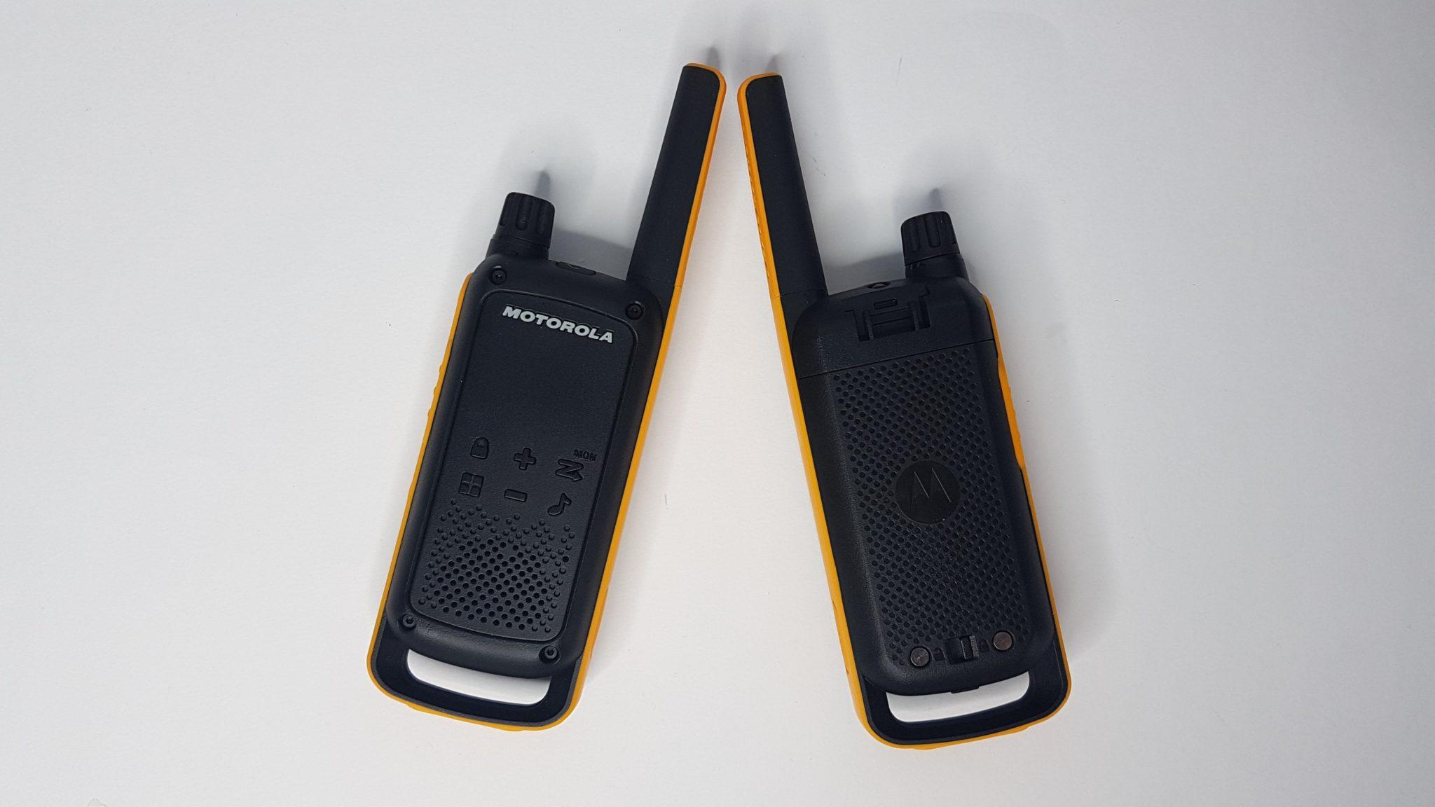 Motorola T82 Extreme