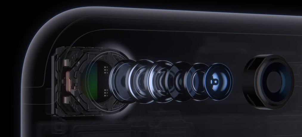 Aparat iPhone 7 Plus / fot. Apple