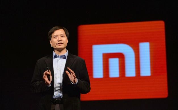 Prezes Xiaomi Lei Jun
