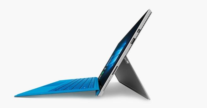 Surface Pro 4 / fot.microsoftstore.com