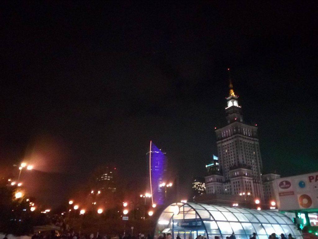 Zdjęcie wieczorem / fot.technologiczna.pl
