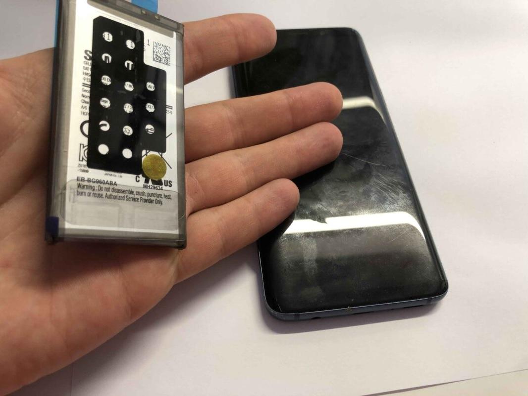 Wymiana baterii Samsung S8